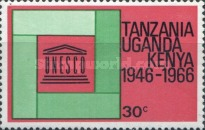 [The 20th Anniversary of UNESCO, type BO]