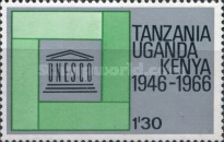 [The 20th Anniversary of UNESCO, type BO2]