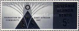 [Foundation of East African Community, type BX]