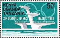 [Olympic Games - Mexico City, Mexico, type CH]