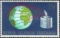 [Inauguration of Satellite Earth Station, type DB]