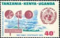 [The 100th Anniversary of IMO/WMO, type EH]