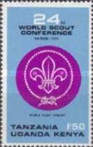 [The 24th World Scouting Conference, Nairobi, type EN]