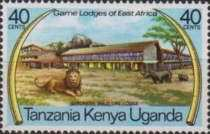 [East African Game Lodges, type FV]