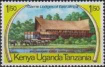 [East African Game Lodges, type FX]