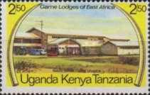 [East African Game Lodges, type FY]