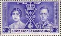 [Coronation of King George V and Queen Elizabeth, Typ K2]