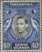 [Issues of 1935 but with Portrait of King George VI, Typ L2]