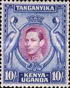 [Issues of 1935 but with Portrait of King George VI, type L3]