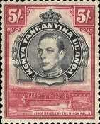[Issues of 1935 but with Portrait of King George VI, type P2]