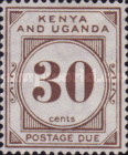 [Postage Due Stamps, Typ A3]