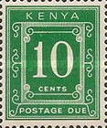 [Numeral Stamps - Different Perforation, Typ A13]