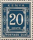 [Numeral Stamps - Different Perforation, Typ A14]
