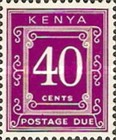 [Numeral Stamps - Different Perforation, Typ A22]