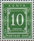 [Numeral Stamps - Different Perforation, Typ A24]