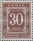[Numeral Stamps - Different Perforation, Typ A26]