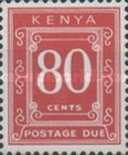 [Numeral Stamps - Different Perforation, Typ A28]
