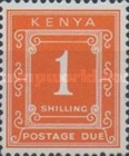 [Numeral Stamps - Different Perforation, Typ A29]