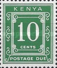 [Numeral Stamps - Different Perforation, Typ A30]