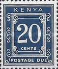[Numeral Stamps - Different Perforation, Typ A31]