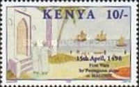 [The 500th Anniversary of Vasco da Gama's Arrival at Malindi, type AAX]