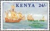 [The 500th Anniversary of Vasco da Gama's Arrival at Malindi, type AAY]
