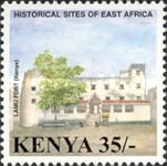 [Historical Sites of East Africa, type ACJ]