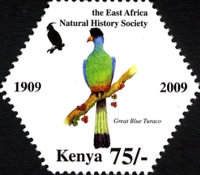 [East Africa Natural History Society, type AEY]
