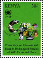 [The 40th Anniversary of the UNEP - United Nations Environmental Programme, type AJB]