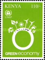 [The 40th Anniversary of the UNEP - United Nations Environmental Programme, type AJD]
