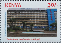 [Posta House Headquarters - Nairobi, Kenya, type APL]