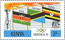 [Olympic Games - Montreal, Canada, Typ BI]
