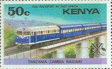 [Railway Transport in East Africa, Typ BJ]