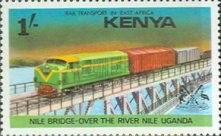 [Railway Transport in East Africa, Typ BK]