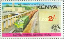 [Railway Transport in East Africa, Typ BL]