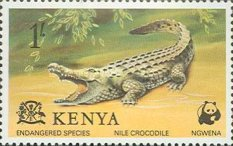 [Worldwide Nature Protection - Endangered Species, type CJ]