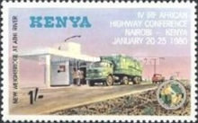 [The 4th African Highway Conference, Nairobi, type FA]