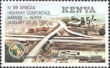 [The 4th African Highway Conference, Nairobi, type FC]