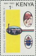 [Papal Visit in Kenya, type FJ]