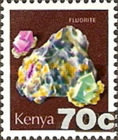 [Minerals - Previous Stamp Surcharged, Typ IA]