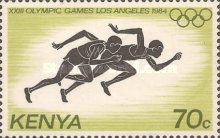 [Olympic Games - Los Angeles, USA, Typ KF]
