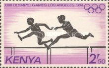 [Olympic Games - Los Angeles, USA, Typ KG]