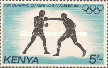 [Olympic Games - Los Angeles, USA, Typ KH]