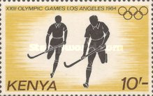 [Olympic Games - Los Angeles, USA, Typ KI]