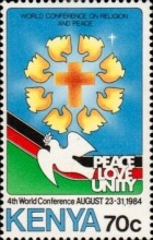 [The 4th World Conference on Religion and Peace, Typ KN]