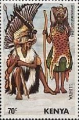 [Ceremonial Costumes, Typ KV]
