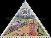 [The 10th Anniversary of Kenya Posts and Telecommunications Corporation, Typ OK]