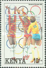 [Olympic Games - Barcelona, Spain, type UP]