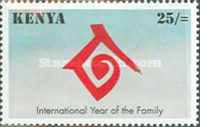 [International Year of the Family, Typ WH]