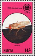 [The 25th Anniversary of I.C.I.P.E. - Insect Pests, Typ XB]